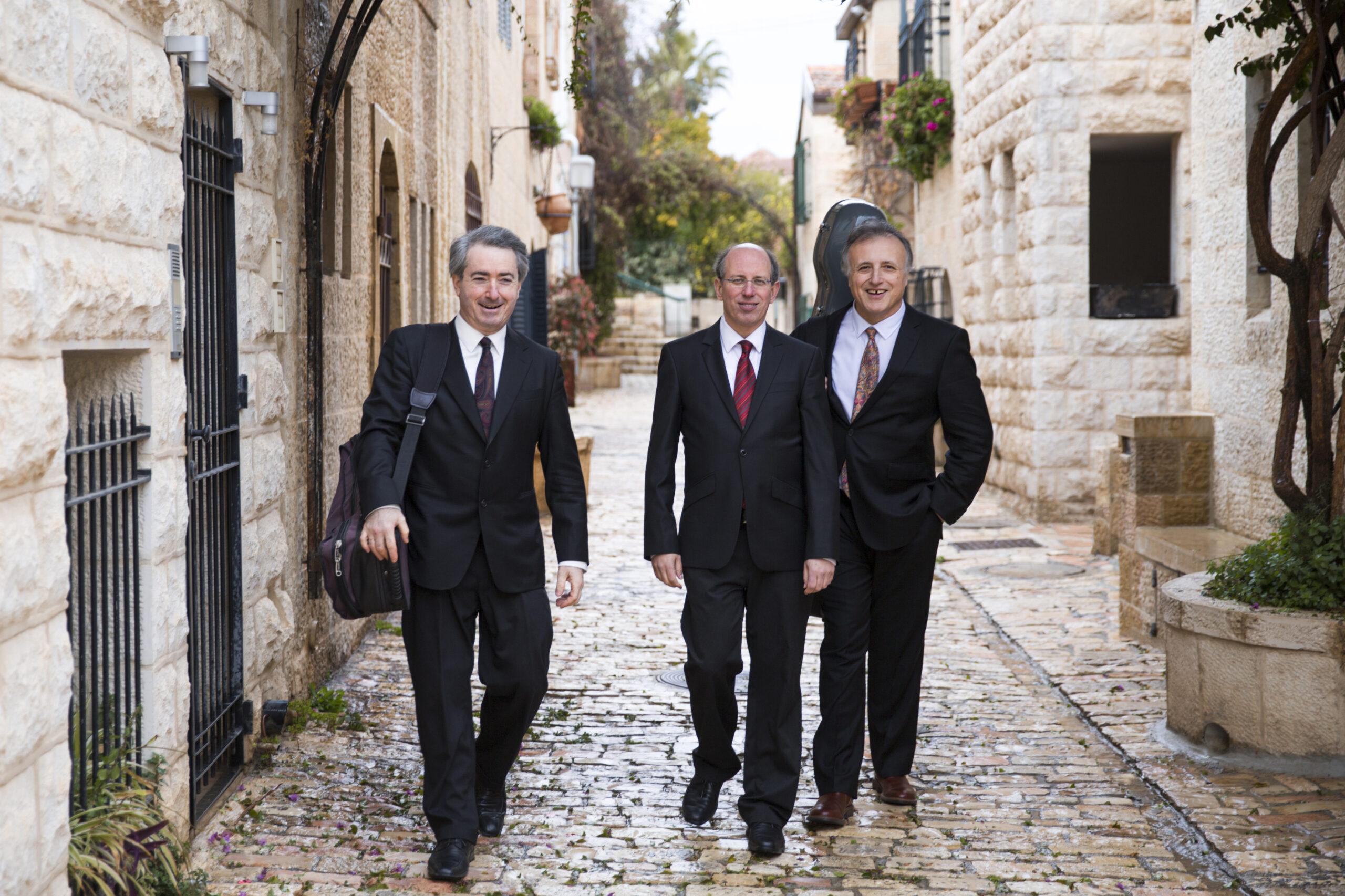 Trio Shaham Erez Wallfisch