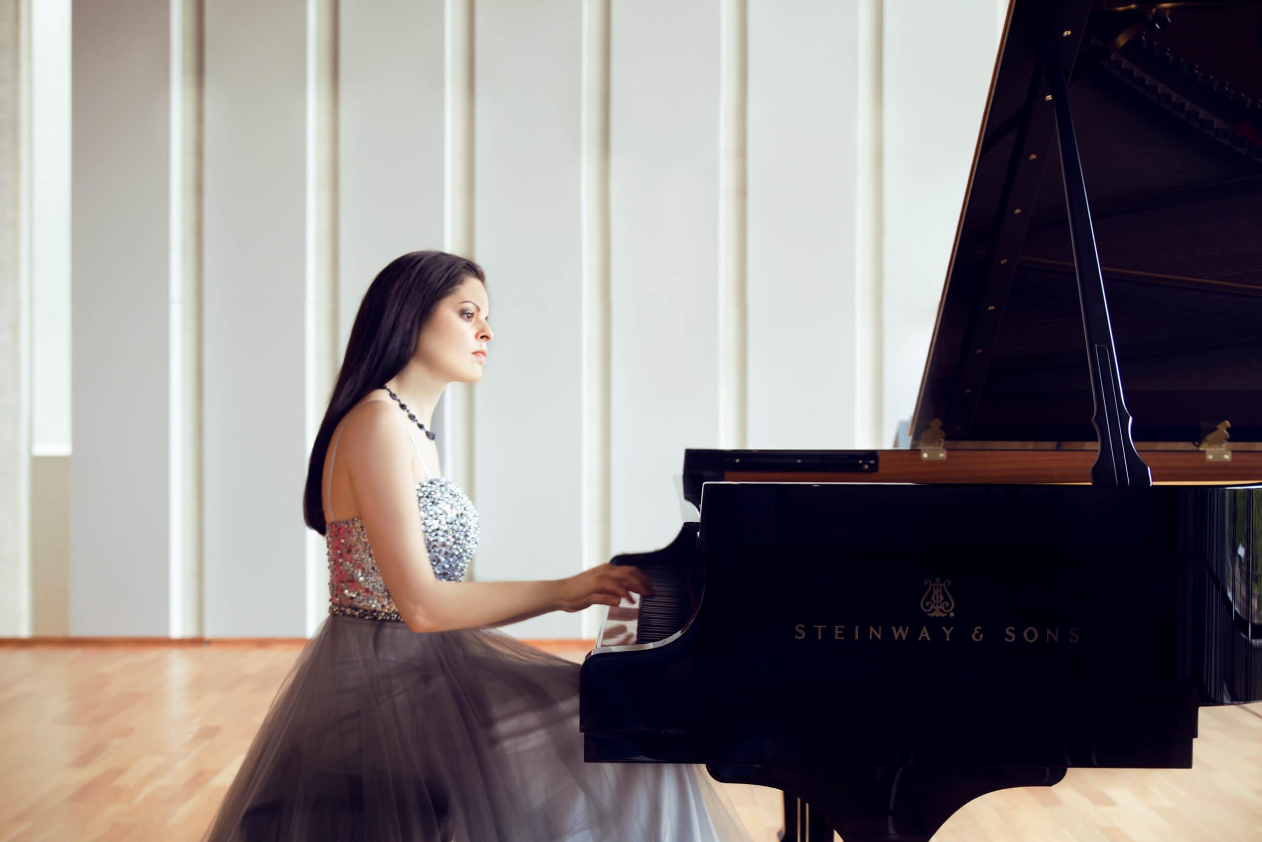 Concerten Zlata Chochieva