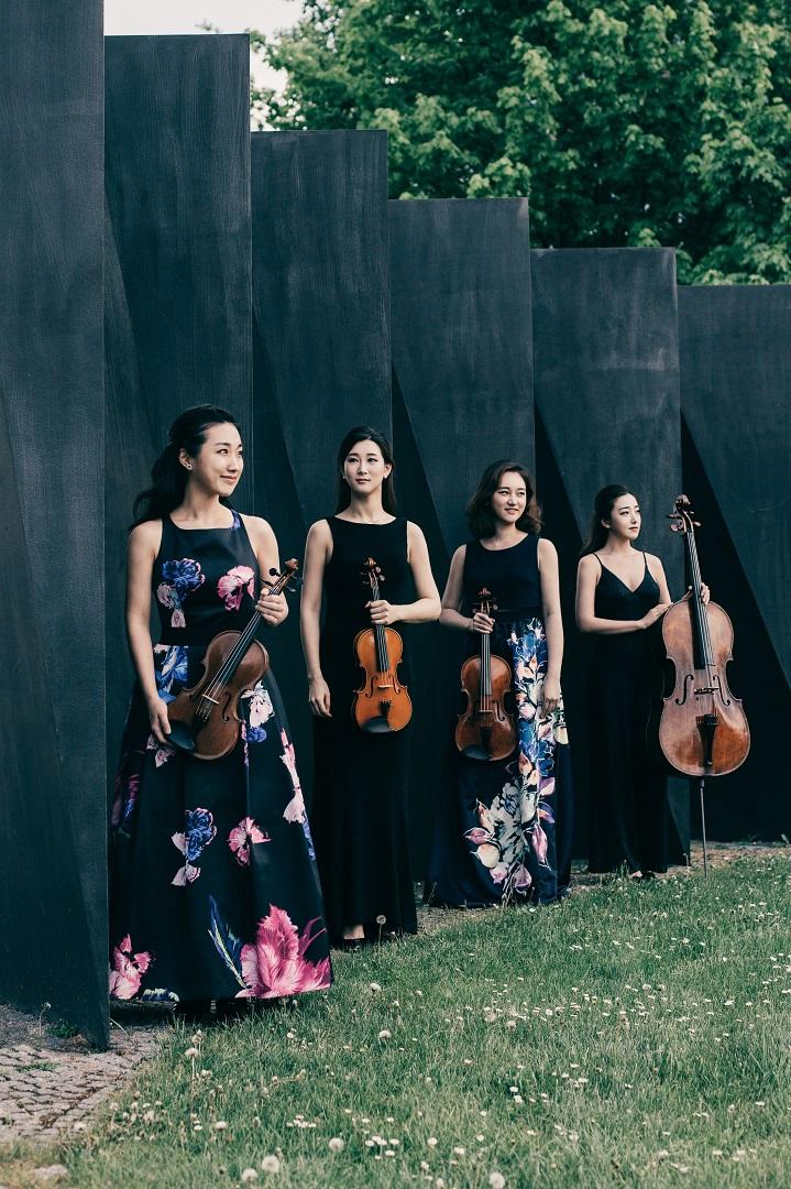 Esmé quartet sihoo kim 2018